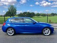 2016 BMW 1 SERIES 2.0 120D M SPORT 5d AUTO 188 BHP £14500.00