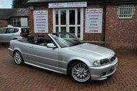 2002 BMW 3 SERIES 3.0 330CI SPORT 2d AUTO 228 BHP £2995.00