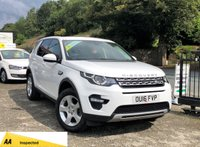 2016 LAND ROVER DISCOVERY SPORT 2.0 TD4 HSE 5d 150 BHP