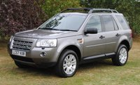 USED 2007 57 LAND ROVER FREELANDER 2.2 TD4 HSE 5d 159 BHP www.suffolkcarcentre.co.uk - Located at Reydon