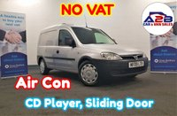 2009 VAUXHALL COMBO 1.2 CDTI 75  BHP in Silver, ** NO VAT**  2 Owners from New (ex Yorkshire Water van), Air Con, Very Clean & Tidy with Great Economy and Performance £1990.00