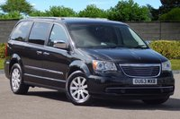 USED 2013 63 CHRYSLER GRAND VOYAGER 2.8 CRD LIMITED 5d AUTO 178 BHP ONE Private OWNER Plus DEMO