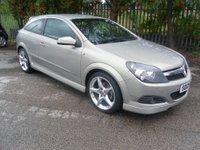 2009 VAUXHALL ASTRA 1.8 SRI XP 3d 140 BHP £2995.00