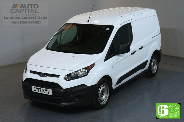 2017 17 FORD TRANSIT CONNECT 1.5 220 L1H1 SWB 100 BHP EURO 6 ENGINE ONE OWNER, FULL SERVICE HISTORY