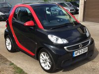 2014 SMART FORTWO 1.0 PASSION MHD 2d AUTO 71 BHP £4290.00