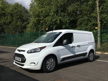 FORD TRANSIT CONNECT at Van Ninja