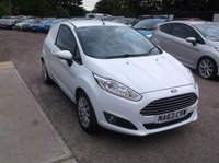2013 FORD FIESTA 1.5 BASE TDCI 3d 74 BHP £3995.00