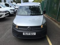 USED 2017 17 VOLKSWAGEN CADDY 2.0 C20 TDI STARTLINE 1d 101 BHP All Vehicles with minimum 6 months Warranty, Van Ninja Health Check and cannot be beaten on price!