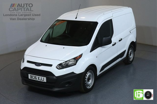 2016 16 FORD TRANSIT CONNECT 1.5 200 L1H1 SWB 100 BHP EURO 6 ENGINE AIR CONDITION, REAR PARKING SENSORS
