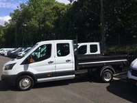 USED 2017 67 FORD TRANSIT 2.0 350 L3 H2 P/V DRW 1d 129 BHP All Vehicles with minimum 6 months Warranty, Van Ninja Health Check and cannot be beaten on price!