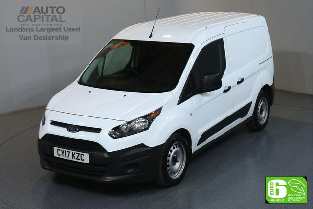 2017 17 FORD TRANSIT CONNECT 1.5 220 SWB 100 BHP EURO 6 ENGINE ONE OWNER, FULL SERVICE HISTORY
