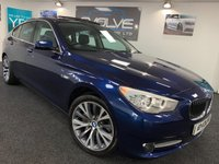 USED 2012 12 BMW 5 SERIES 3.0 530D SE GRAN TURISMO 5d AUTO 242 BHP IMMACULATE, F/S/H