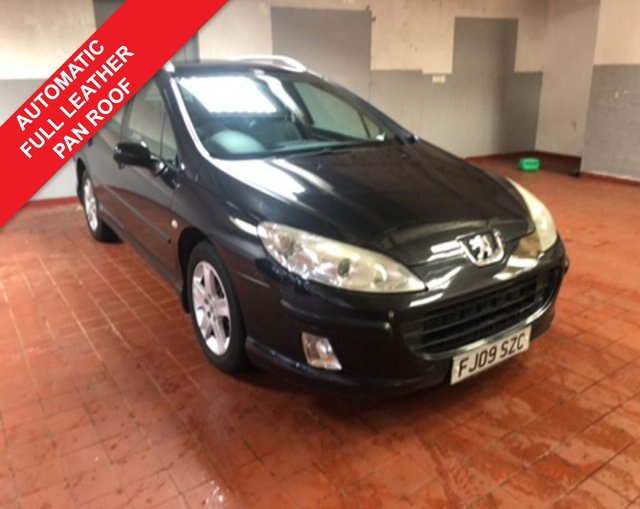 View our PEUGEOT 407 SW