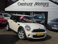 2012 MINI HATCH 1.6 One {Pepper} 3d - ALLOYS + AIR CON £5490.00