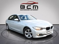 USED 2013 63 BMW 3 SERIES 2.0 320D EFFICIENTDYNAMICS 4d AUTO 161 BHP