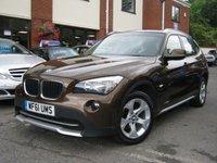 USED 2011 61 BMW X1 2.0 XDRIVE20D SE 5d 174 BHP
