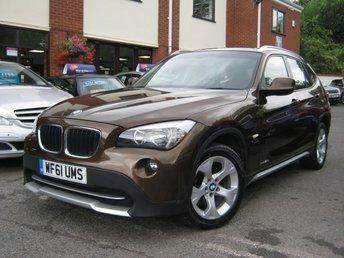 2011 BMW X1 2.0 XDRIVE20D SE 5d 174 BHP £5995.00