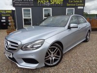 USED 2014 63 MERCEDES-BENZ E CLASS 2.1 E250 CDI AMG Sport 7G-Tronic Plus 4dr Full Mercedes History,Pan roof