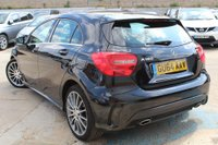 USED 2014 64 MERCEDES-BENZ A CLASS 1.5 A180 CDI AMG Sport 5dr 1 OWNER,SATNAV,BLUETOOTH,ECO
