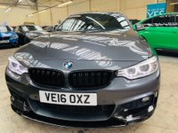 USED 2016 16 BMW 4 SERIES 2.0 420i M Sport Gran Coupe (s/s) 5dr PERFORMANCEPACK+REVCAM+HK+1OWN