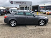 USED 2012 12 VAUXHALL INSIGNIA 1.8 i VVT 16v Exclusiv 5dr 1 LADY OWNER+FSH+LOW MILEAGE!!