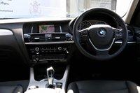 USED 2016 16 BMW X3 2.0 20d SE xDrive 5dr 1 OWNER*SATNAV*PARKING AID*