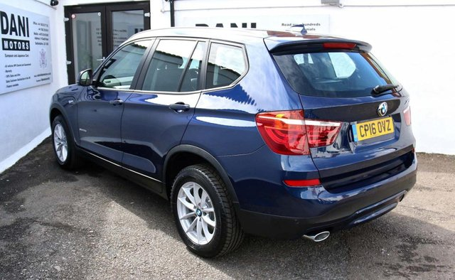 BMW X3 at Dani Motors
