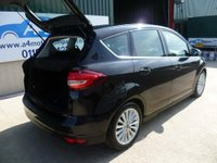 USED 2015 15 FORD C-MAX 1.5 TDCi Titanium (s/s) 5dr (Nav) AA DEALER PROMISE PACKAGE INC