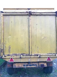 USED 2019 AA CAR UNKNOWN AA CAR UNKNOWN Gull 4 Tonne Single Axle Tipping Trailer