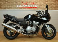 2001 SUZUKI GSF 600 S BANDIT K1 600CC COMMUTING, TOURING £1795.00