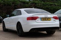 USED 2016 16 AUDI A5 2.0 TDI QUATTRO BLACK EDITION PLUS 3d 187 BHP SATELLITE NAVIGATION, LEATHER + BANG AND OLUFSEN SOUND