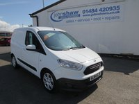 2014 FORD TRANSIT COURIER TREND 1.5TDCI 74 BHP VAN WITH SIDE LOAD DOOR £5850.00