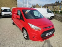 2015 FORD TRANSIT CONNECT 240 LIMITED 1.6TDCi 114 BHP L2 LWB VAN WITH TWIN SIDE DOORS £8995.00