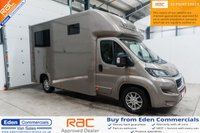 USED 2019 68 PEUGEOT BOXER 2.0 BLUE HDI 435 PROFESSIONAL * HORSE BOX CONVERSION *
