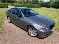 2008 BMW 3 SERIES 2.0 320D M SPORT 4d AUTO 175 BHP Full BMW History, Mint Example £4649.00
