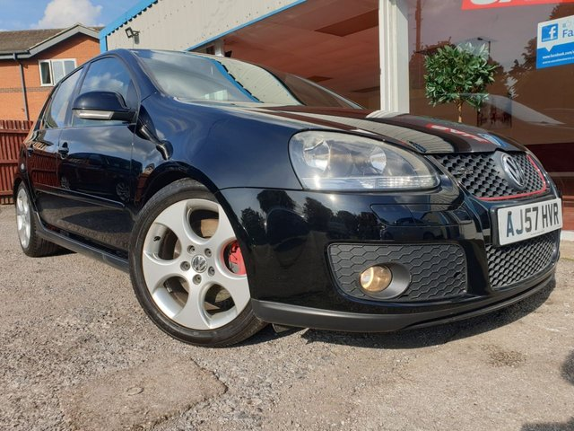 USED 2007 57 VOLKSWAGEN GOLF 2.0 GTI 5d 197 BHP
