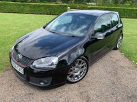 2008 VOLKSWAGEN GOLF VW Golf GTI Edition 30 2.0 TFSI Full VW And Specialist History Mint Example  £8449.00