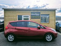 USED 2014 14 NISSAN NOTE 1.5 DCI ACENTA PREMIUM 5d 90 BHP 2014 Nissan Note 1.5 dCi Acenta Premium 5dr ****FINANCE AVAILABLE**** £24 PER WEEK