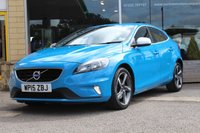 2015 VOLVO V40 2.0 T2 R-DESIGN 5d 120 BHP £9995.00