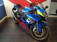 USED 2016 16 SUZUKI GSX-R750  L6 ***MOTO GP EDITION***
