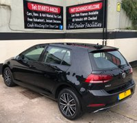 USED 2017 17 VOLKSWAGEN GOLF 1.6 SE NAVIGATION TDI BLUEMOTION TECHNOLOGY 5DR 115 BHP NOW SOLD - SIMILAR VEHICLES WANTED