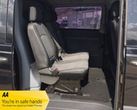 USED 2015 64 MERCEDES-BENZ VITO 2.1 116 CDI DUALINER 6 SEAT CREW VAN 163 BHP