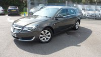 USED 2015 64 VAUXHALL INSIGNIA 2.0 TECH LINE CDTI ECOFLEX S/S 5d 118 BHP MORE PICTURES COMING SOON!