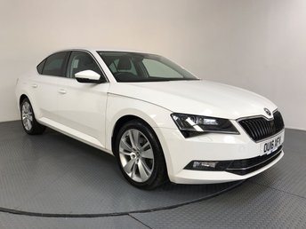 2016 SKODA SUPERB 2.0 SE L EXECUTIVE TDI DSG 5d AUTO 148 BHP £14000.00