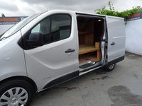 USED 2016 66 RENAULT TRAFIC 1.6 SL27 BUSINESS PLUS DCI 1d 120 BHP RENAULT TRAFIC EURO 6 ULEZ COMPLIANT..PLY LINED