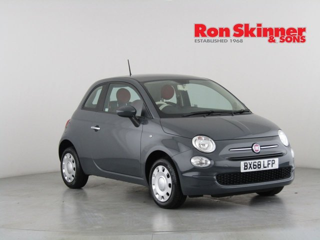 View our 2019 68 FIAT 500 1.2 POP DUALOGIC 3d AUTO 69 BHP