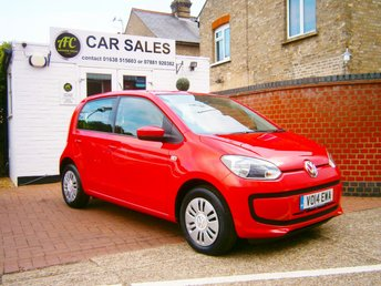 2014 VOLKSWAGEN UP 1.0 MOVE UP 5d 59 BHP £5795.00
