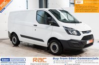 USED 2015 64 FORD TRANSIT CUSTOM 2.2 270 LR