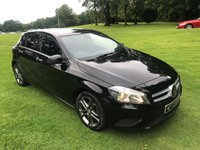 USED 2014 14 MERCEDES-BENZ A CLASS 1.5 A180 CDI BLUEEFFICIENCY SPORT 5d AUTO 109 BHP ***EXCELLENT FINANCE AVAILABLE***FULL MERCEDES SERVICE RECORD** PART LEATHER INTERIOR**AUTOMATIC**