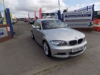 USED 2009 59 BMW 1 SERIES 3.0 125I M SPORT 2d AUTO 215 BHP